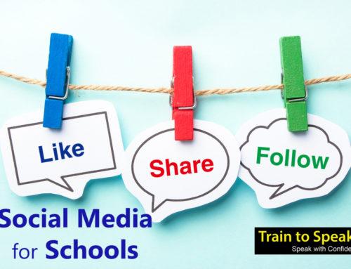 Building a School Social Media Profile.